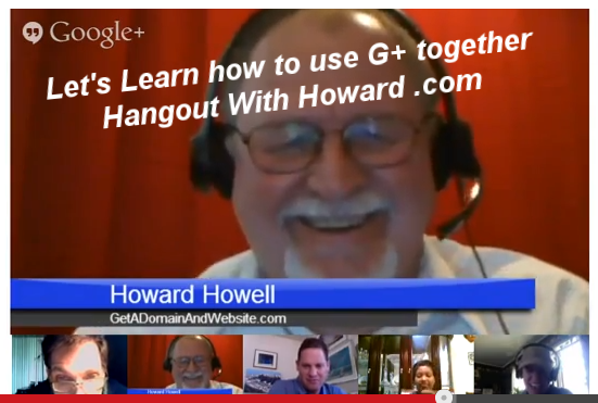 Hangout With Howard - That Sales Guy